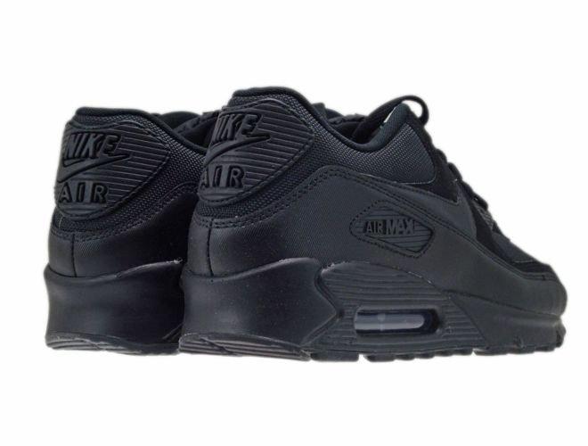 cheap for discount e8294 5cf60 Nike Air Max 90 Essential 537384-090 BlackBlack-Black-Black ...