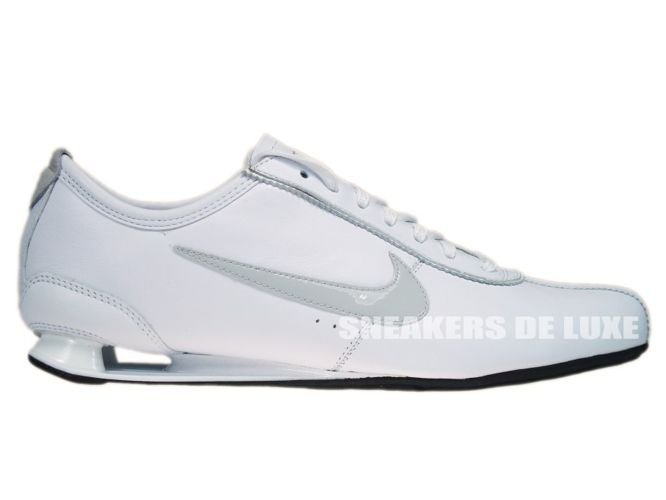 316317 128 nike shox rivalry white neutral grey black .