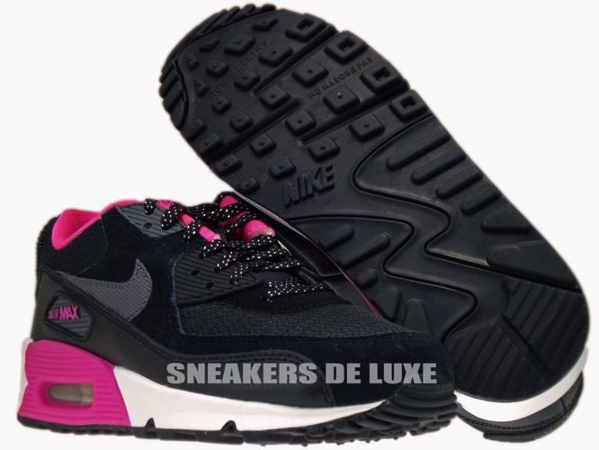 Nike Air Max 90 Pink Black And White