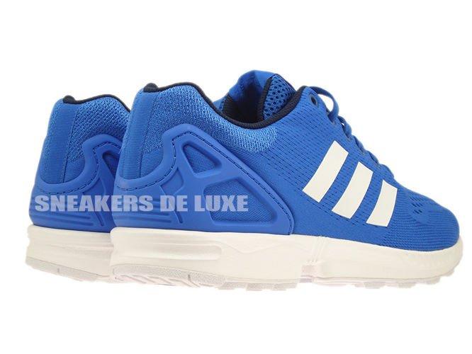 Adidas Zx Flux Blu E Gialle