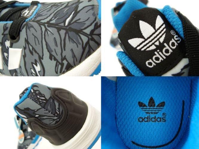 kaufen adidas zx - flux - solar - blau > off54% rabatt