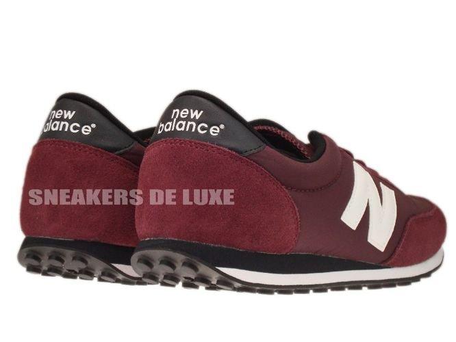 new balance u410 burgundy
