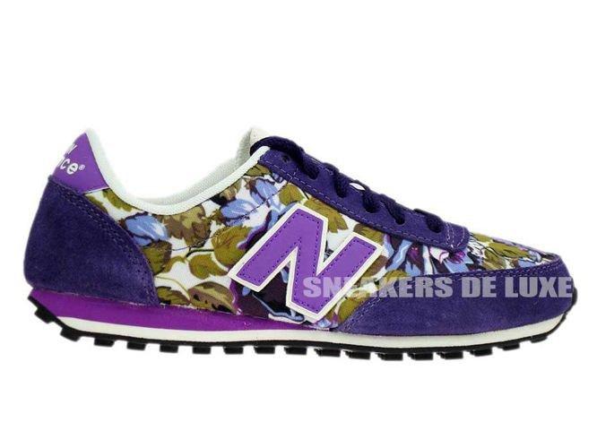 English: New Balance UL410TPG Purple UL410TPG New Balance \ womens