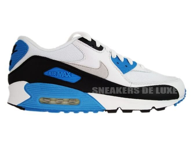 Nike Air Max 90 White And Blue