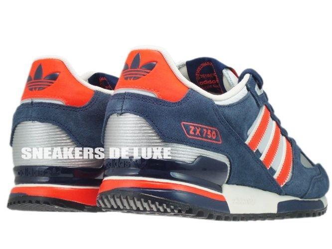 adidas zx 750 orange