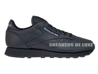2267 Reebok Classic Leather Black