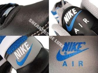 316391-057 Nike Air Max LTD II Black/White-Medium Grey-Imperial Blue