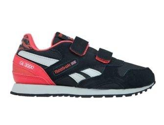 Reebok GL 3000 2V SP BS7224 Graphic-Black/Glow Red/Steel/White