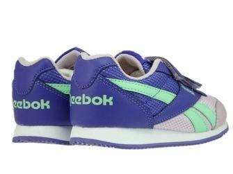 Reebok Reebok Royal Classic Jogger 2.0 V2 BD4016 Purple/Shell Purple/Green
