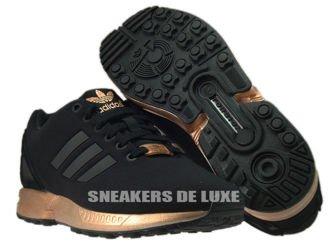 adidas zx flux bronze kopen