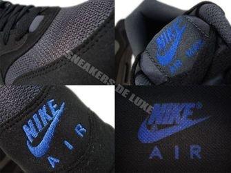 Nike Air Max 1 Black/Dark Grey 308866-040