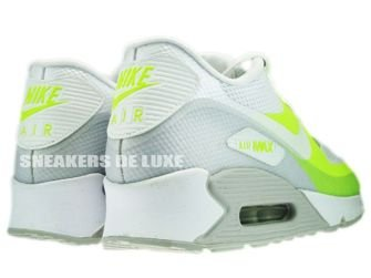 Nike Air Max 90 Premium Hyperfuse Neutral Grey/White-Volt