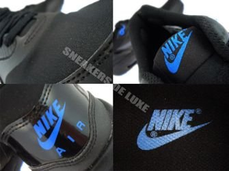 Nike Air Max Maxim 1+ Black/Blue